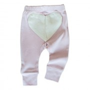 Essential Long Baby Pants - Pink - Size 0-3 months (000)