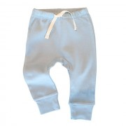 Essential Long Baby Pants - Blue - Size 0-3 months (000)