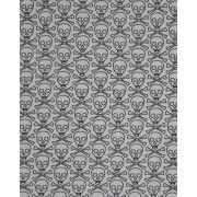Skull and Cross Bones Gift Wrap